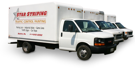 starstriping trucks